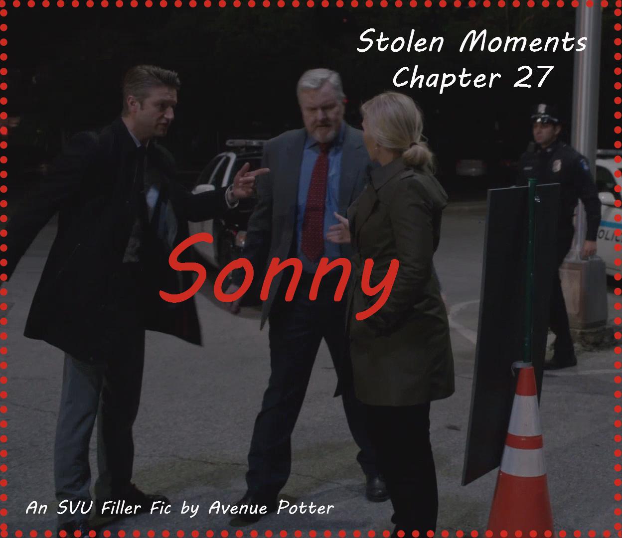 Stolen Moments 27 Title Pix