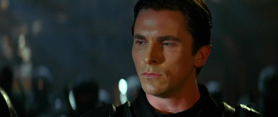 Batman Begins DVD Capt... Christian Bale