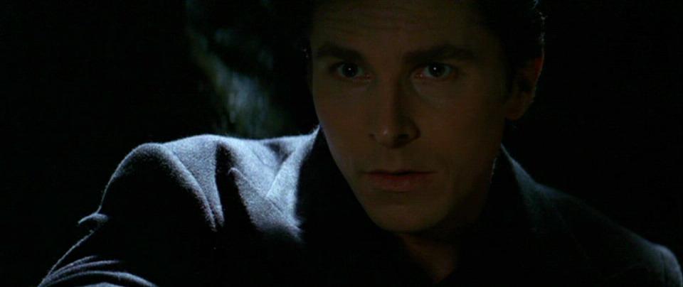 Batman Begins DVD Captures Christian Bale
