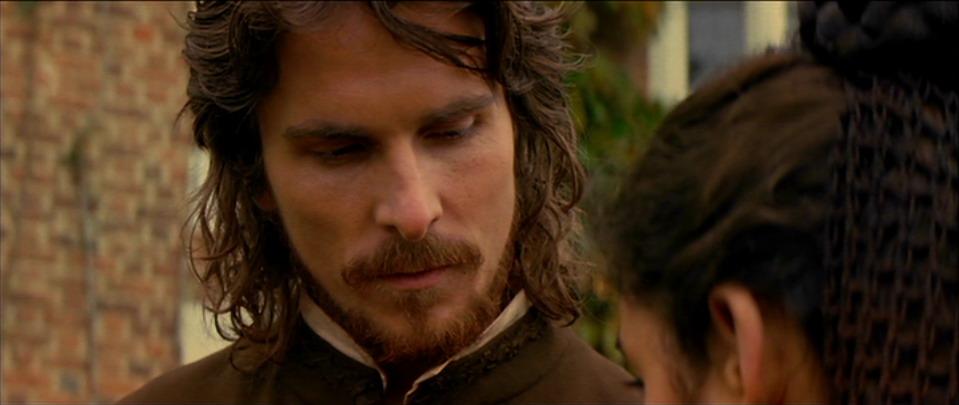 The New World Christian Bale